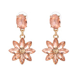 Petunia Flower Earrings