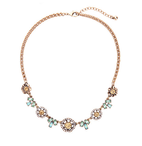 Jasmine Necklace