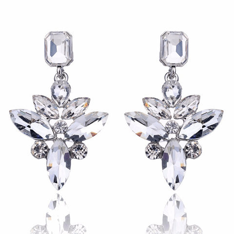 Estelle Crystal Earrings