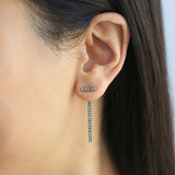 Tessa Bar Earrings