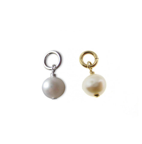 Add a Freshwater Pearl Dangle