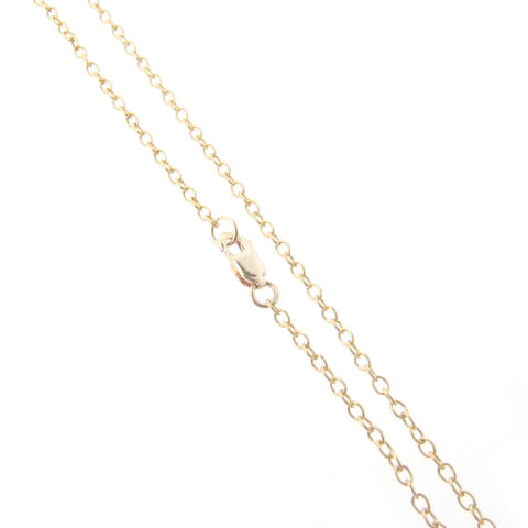 Gold Filled Cable Chain