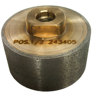 ADI ZERO TOLERANCE 75MM GRINDING DRUM M14 THREAD