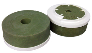 ABRESSA SNAIL BACK 130MM (M) WET POLISHING ABRASIVE SMALL HOLE