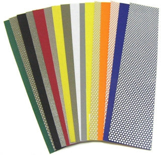 Diamond Canvas Strips and Sheets