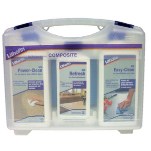 LITHOFIN CARE KIT FOR QUARTZ COMPOSITES