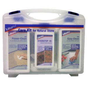 LITHOFIN CARE KIT FOR NATURAL STONE