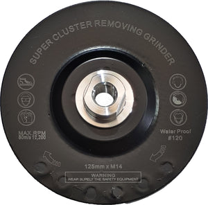 CLUSTER CUP GRINDING WHEEL 125MM