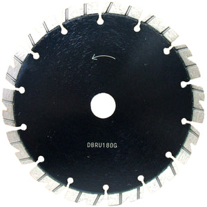 DIAREX RUSH TURBO SEGMENTED BLADE