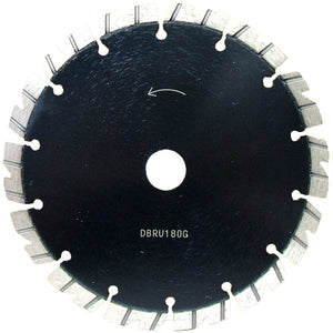 DIAREX RUSH TURBO SEGMENTED FLUSH CUT BLADE