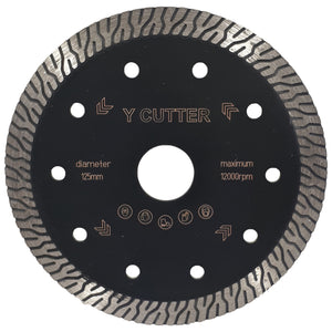 SNAKE TOOTH TURBO BLADE
