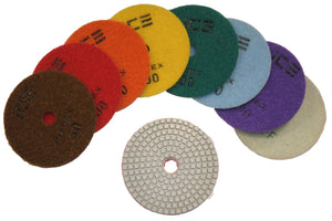 "DIAREX ""ICE"" POLISHING PAD 125MM"