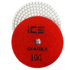 "DIAREX ""ICE"" POLISHING PAD 100MM"