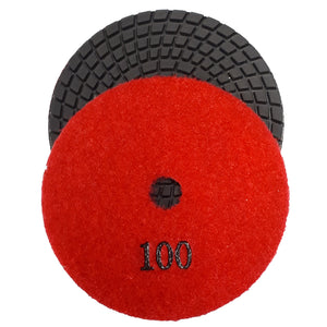 DIAREX ECONOMY WET POLISHING PAD 075MM