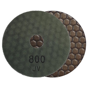 DIAREX OCTRON POLISHING PAD 100MM