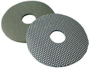 SELF ADHESIVE POLISHING PADS ø150MM