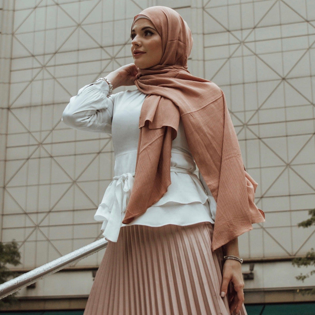#muslimwomen around the world speak: Modesty-Niswa Fashion
