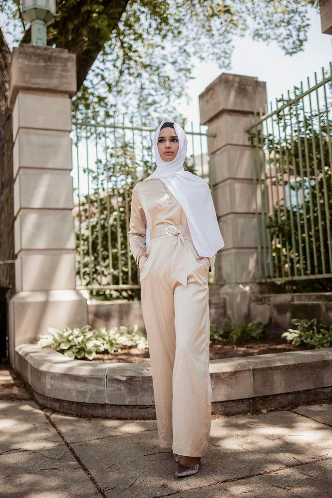 Dakota Jumpsuit - Morganite-Niswa Fashion