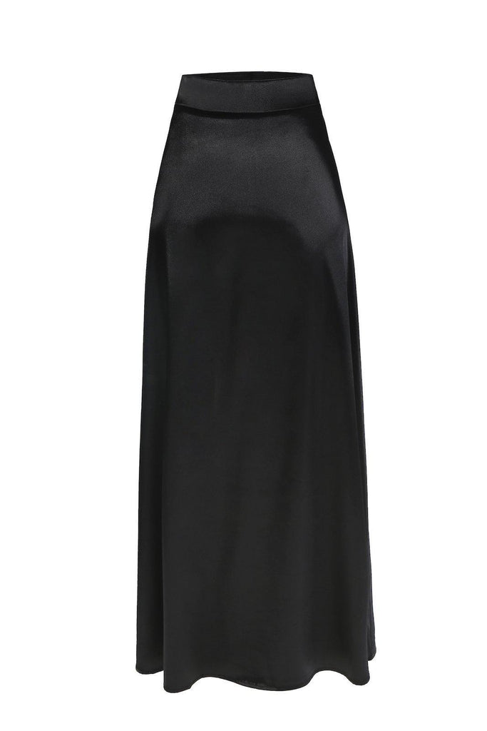 Madeline Skirt - Black SALE-Niswa Fashion