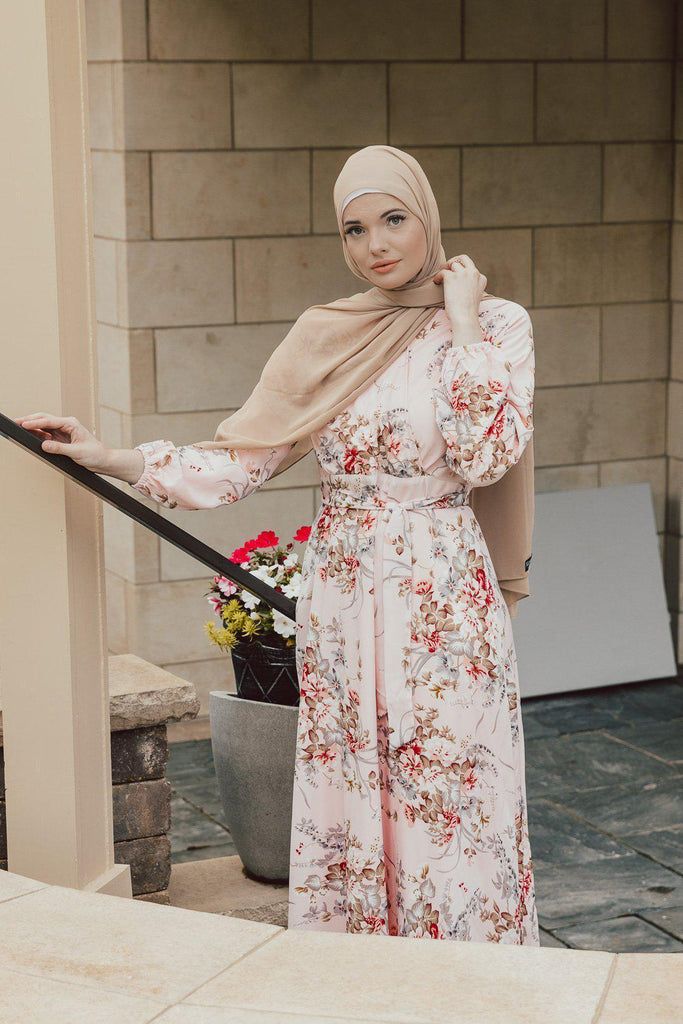 Magnolia Maxi Dress-Niswa Fashion