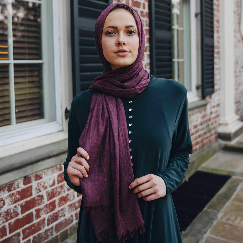 PLUM Woven Viscose-Niswa Fashion