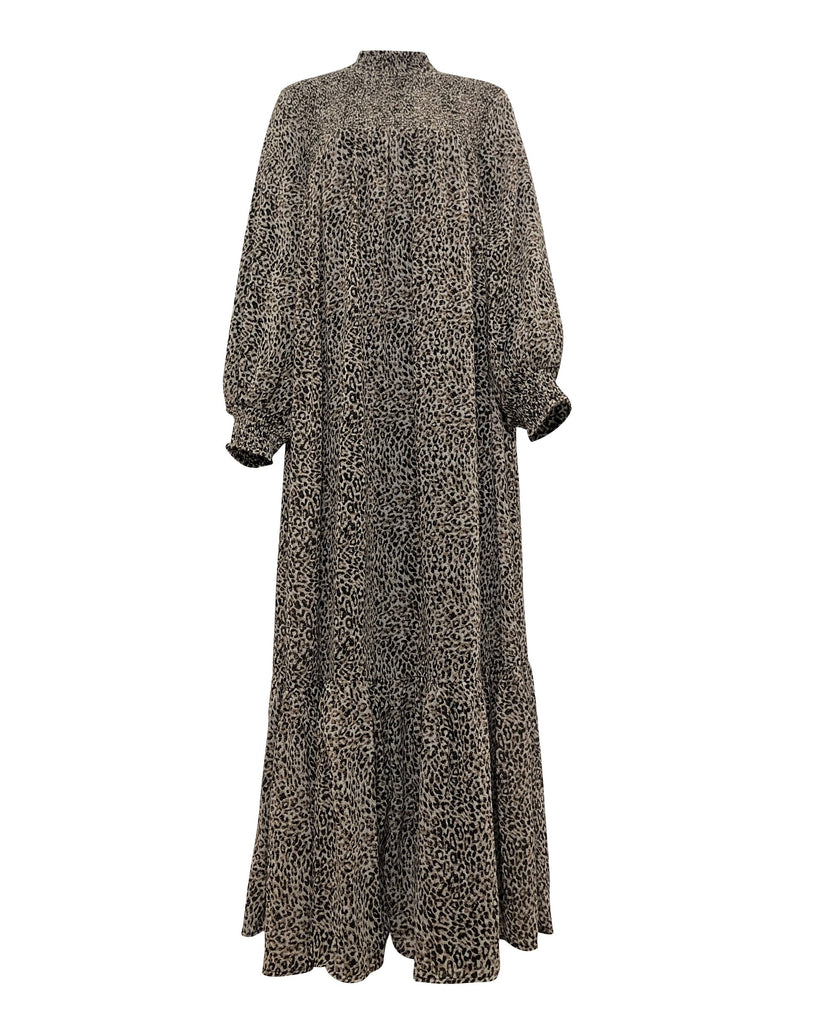 Pocahontas Maxi Dress-Niswa Fashion