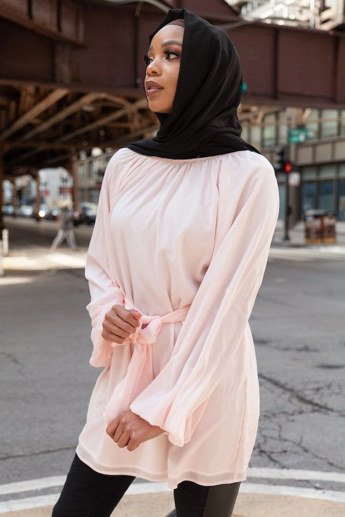 Sahara Tunic - Rose-Niswa Fashion