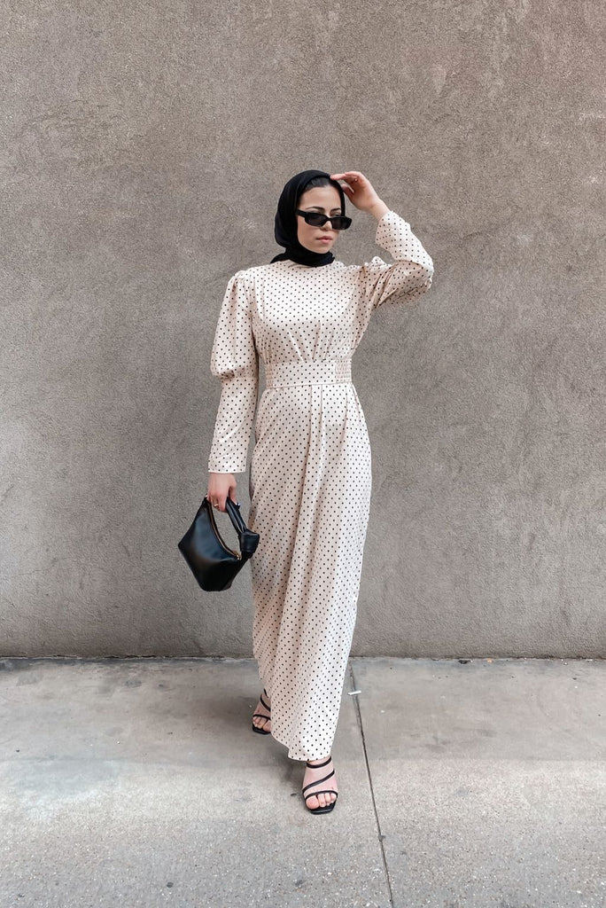 Spotted in Venice Maxi Dress-Niswa Fashion