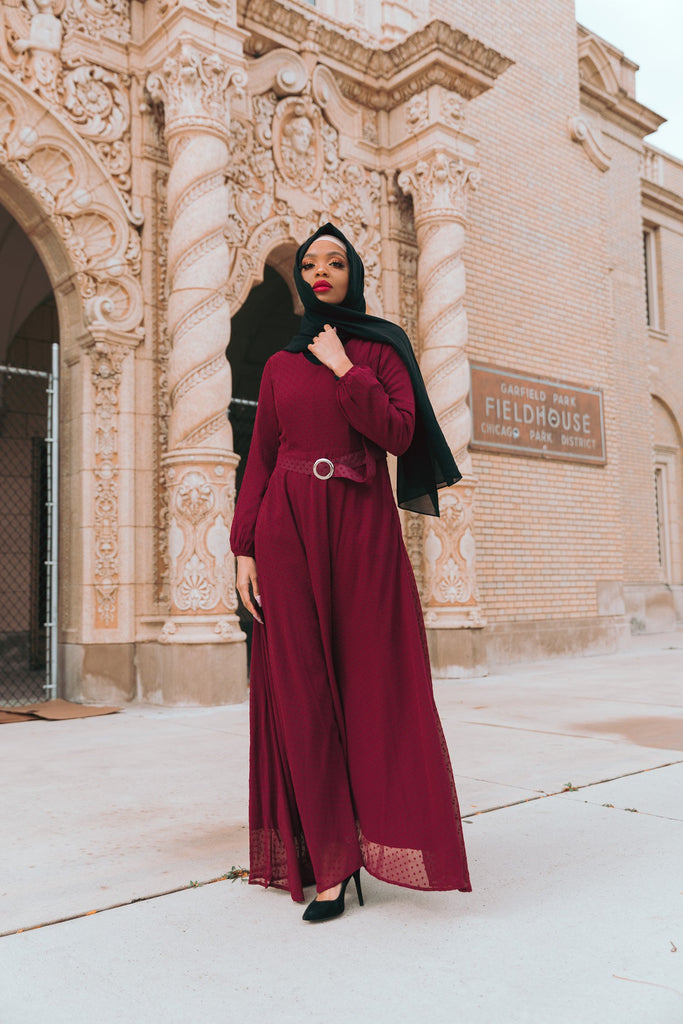 Whimsical Maxi Dress - Ruby-Niswa Fashion