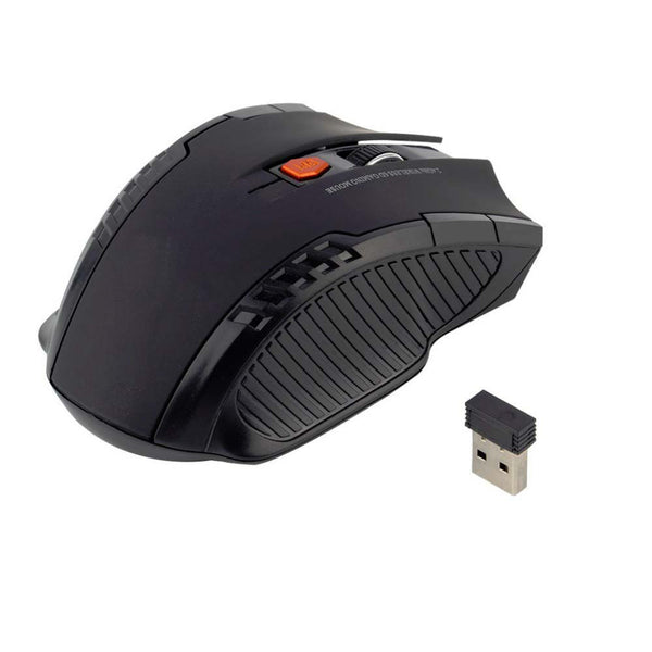 NEW 2.4Ghz Wireless Professional Gaming Mouse - BlisstechStore.com