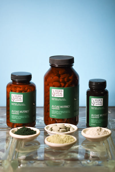 Algae Nutrio Vitamin & Mineral Supplement