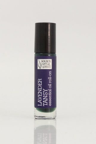Lavender Tansy Essential Oil Roll-On