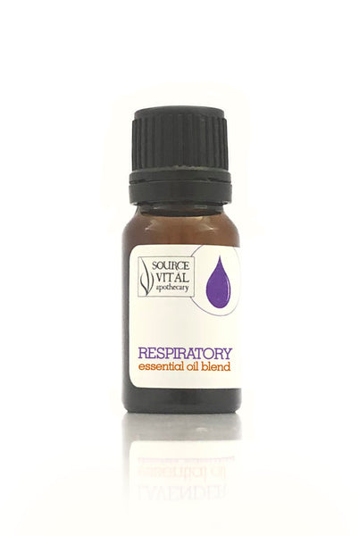 Respiratory Essential Oil Blend