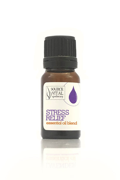 Stress Relief Essential Oil Blend