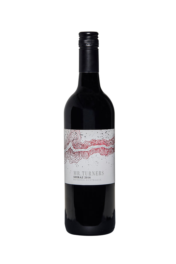'Mr Turners' 2016 Shiraz