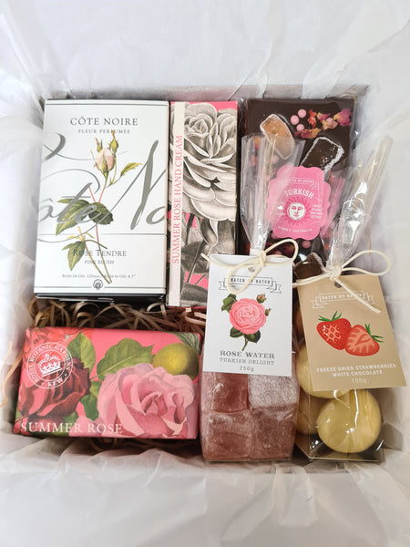 Mother's Rose Gift Box