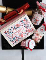 Peppermint Bark Christmas Hamper