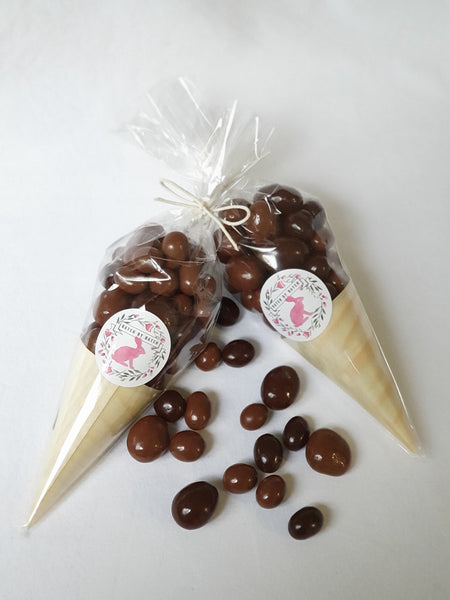 Dark and Milk Chocolate Fruit Nut Mix