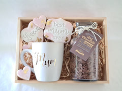 Mum's Hot Chocolate Gift Tray