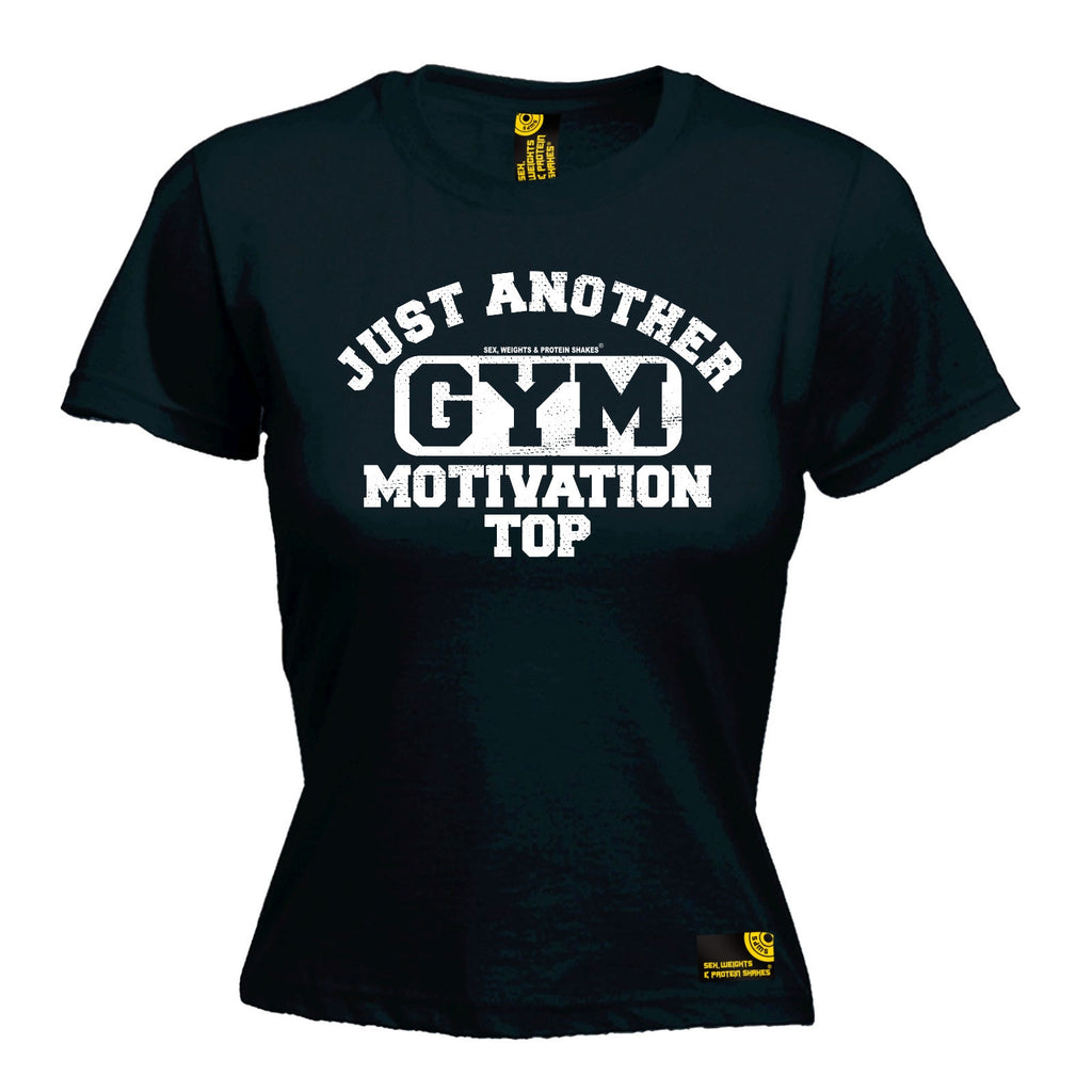 SWPS Premium -  Women's Just Another Gym Motivation Top - FITTED T-SHIRT