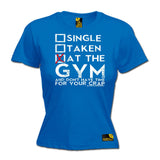 SWPS Premium -  Women's Single Taken At The Gym ... Your Crap - FITTED T-SHIRT