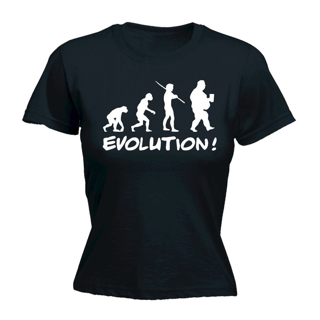 Evolution Fat - FITTED T-SHIRT