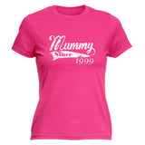 Mummy Since ... Any Year - FITTED T-SHIRT