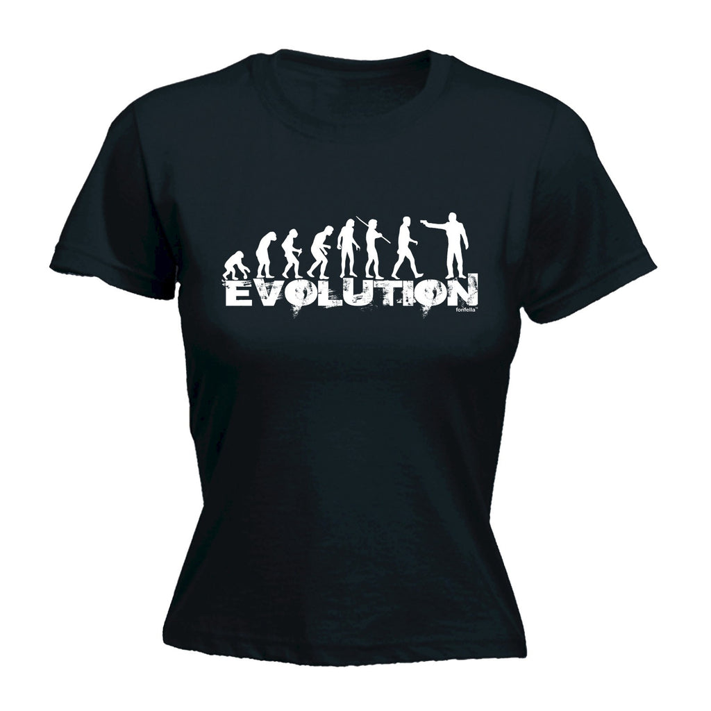 Women's EVOLUTION GANGSTER - FITTED T-SHIRT
