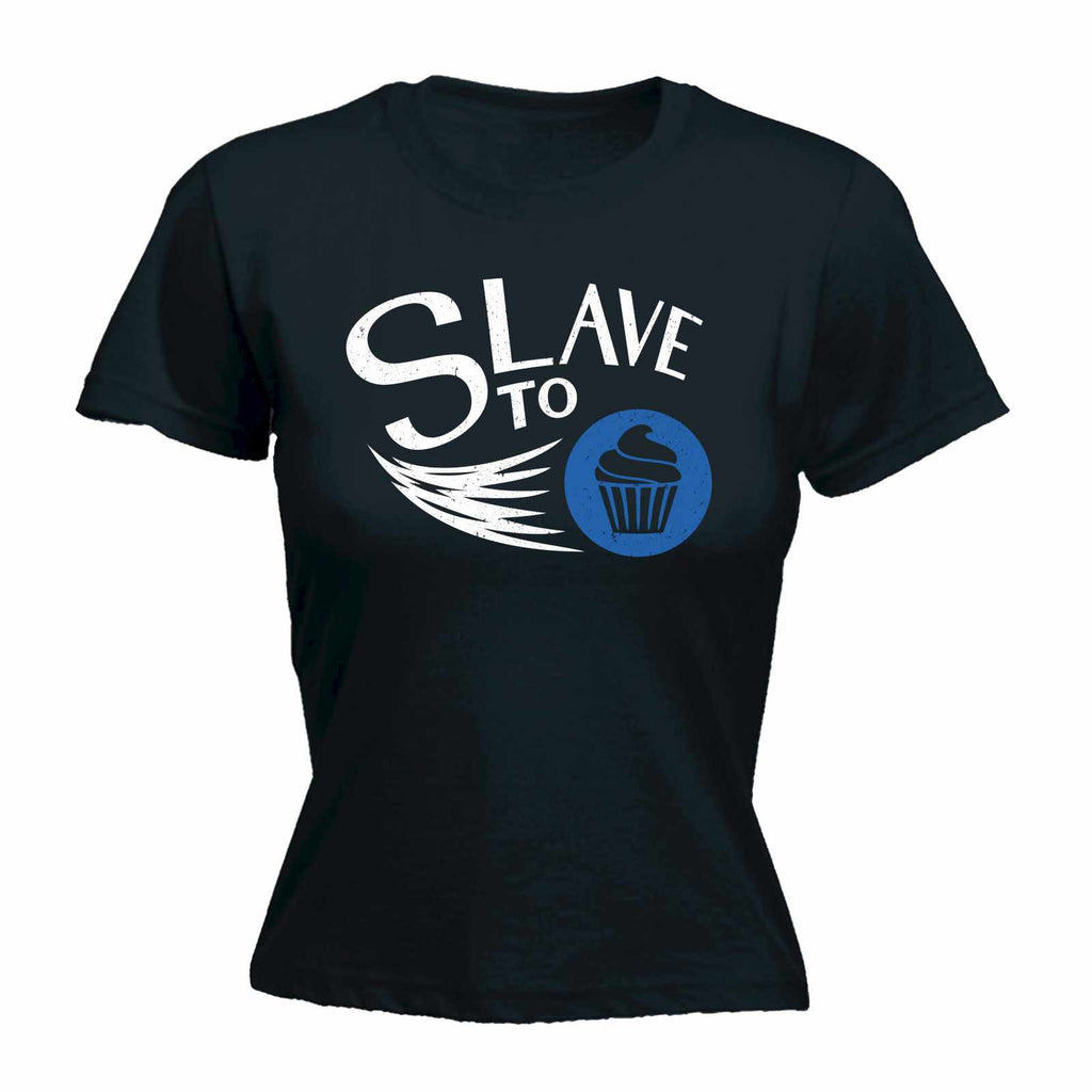 Slave To Women's SLAVE TO CAKE - FITTED T-SHIRT