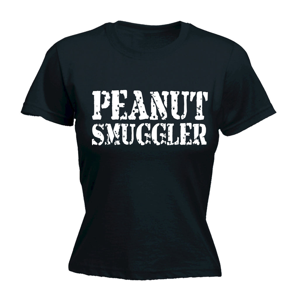 Women's PEANUT SMUGGLER - FITTED T-SHIRT