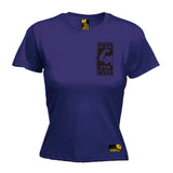 SWPS Premium -  Women's Swps Gym Wear ... Breast Pocket Black Design - FITTED T-SHIRT
