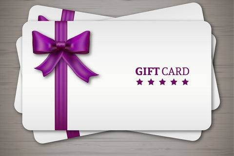 Gift Cards/Gift Certificate