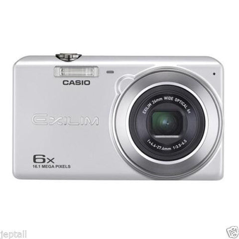 "Casio Exilim EX-ZS27 2.7"" 16.1mp Digital Camera"