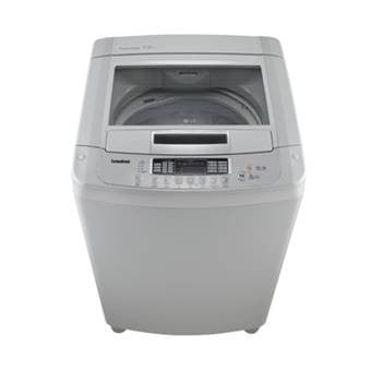 LG 8.5kg Top Load Washing Machine (Silver)